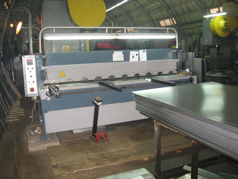 Производство корпусов металлических